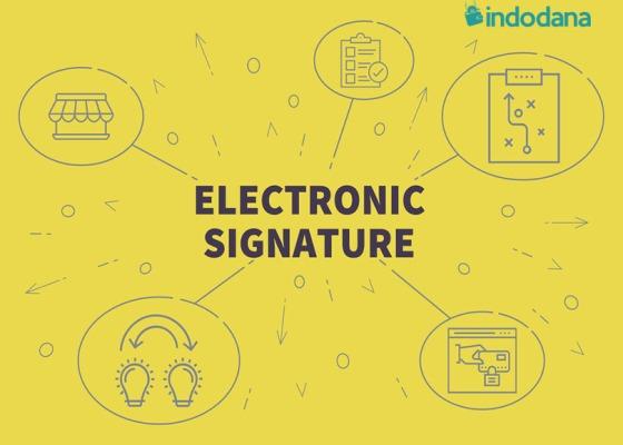 Kecanggihan E-Signature